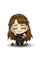 Chibi Hermione by AnimeGirlMika