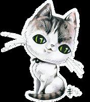 Valentine's Kiki for Sean by AnimeGirlMika