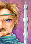 Genso Suikoden ACEO Series - Lepant
