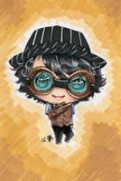 AO 2012 Commission - Steampunk by AnimeGirlMika