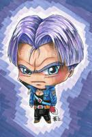 AO 2012 Commission - Future Trunks by AnimeGirlMika