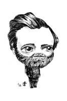 Fandemonium 2012 Commission - Ulysses S. Grant by AnimeGirlMika