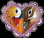 Valentine's Mandarins