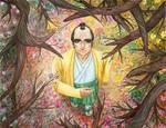 Autumn Samurai by AnimeGirlMika