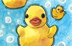 Tea Ducks (Krystal)