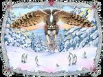 January Gryphon by AnimeGirlMika