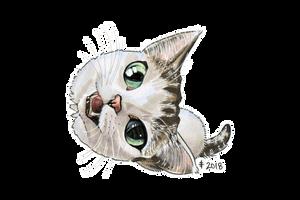 Chibi Kiki by AnimeGirlMika