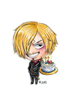 Happy Birthday Sanji (2018)