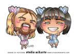 Chibi Deadlift Lolita