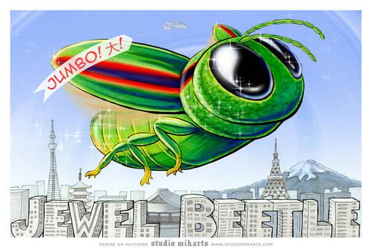 Jumbo Jewel Beetle