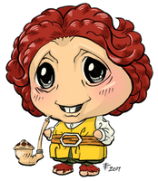 Chibi Bilbo Baggins