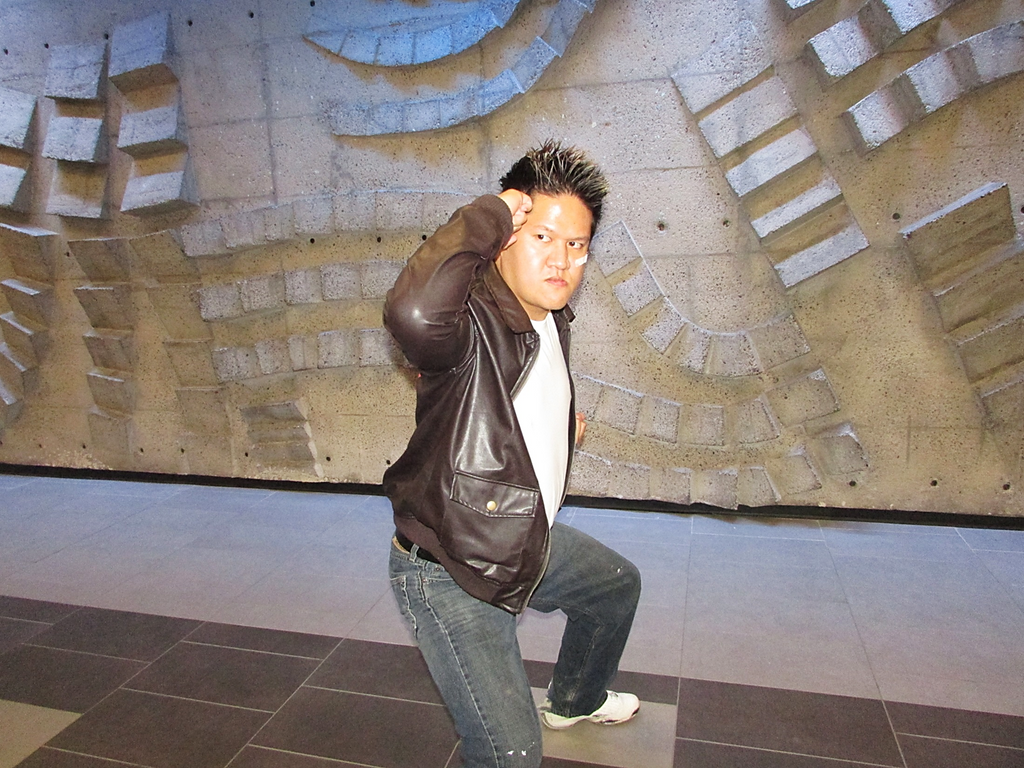 Ryo Hazuki - GeekFest Montreal 2015 by J25TheArcKing