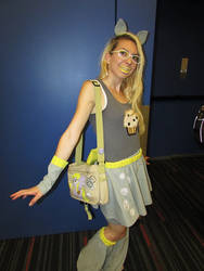Derpy Hooves - Otakuthon 2018 by J25TheArcKing