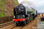LNER 60163 'Tornado' at Teignmouth