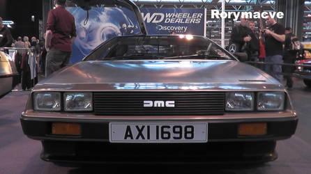 1983 DeLorean DMC-12 by The-Transport-Guild
