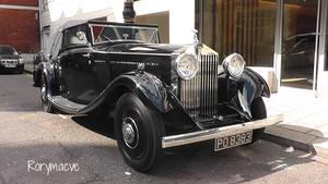 1933 Rolls-Royce 20/25HP