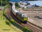 BR D9009 'Alycidon' at Teignmouth