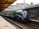 LNER 60009 'Union of South Africa' at Teignmouth