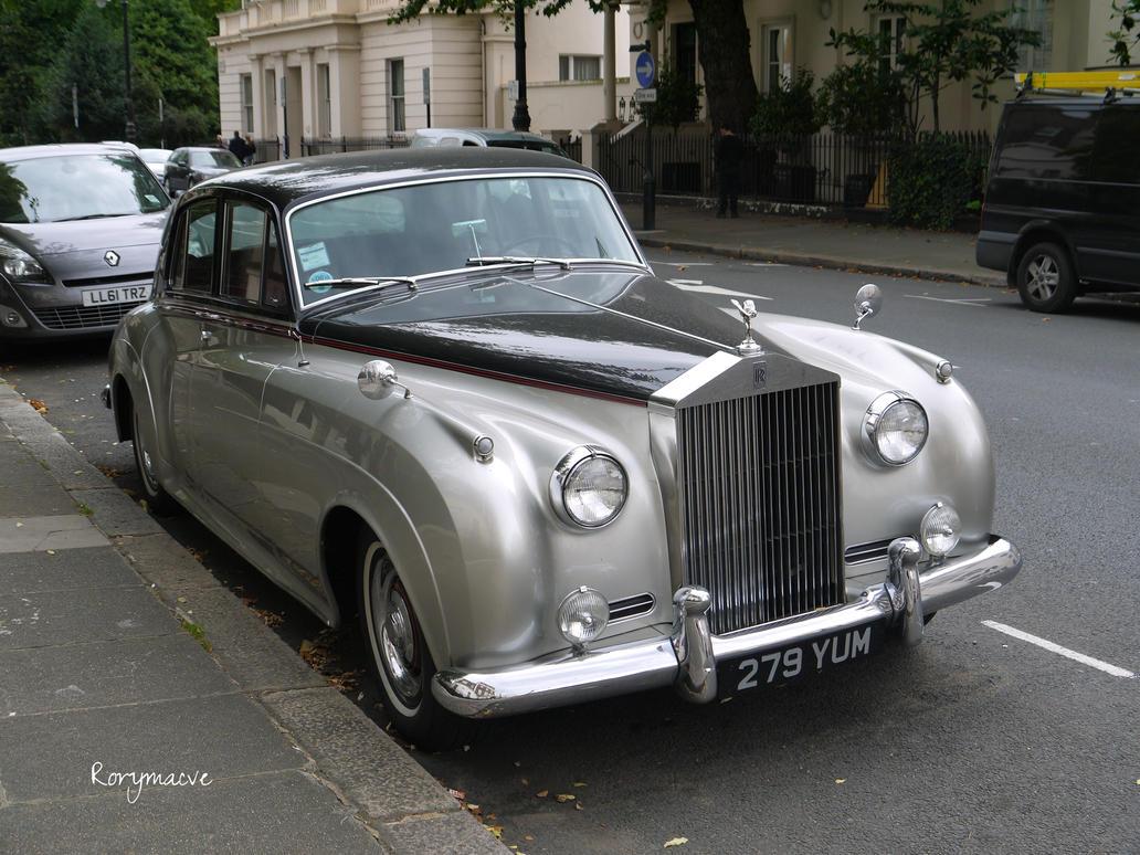 1959 Rolls Royce Silver Cloud by The-Transport-Guild on DeviantArt
