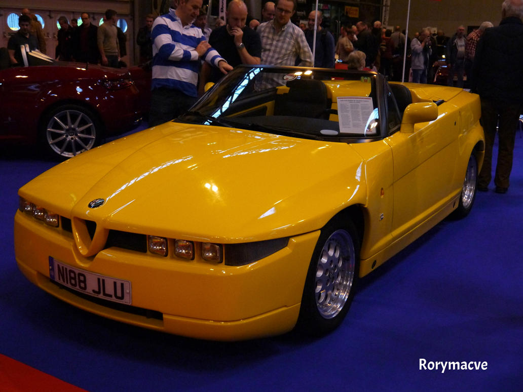 1994 Alfa Romeo RZ by The-Transport-Guild