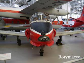 BAC Jet Provost T.5A by The-Transport-Guild