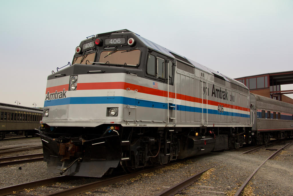 Top 20 best American Railroad liveries by The-Transport