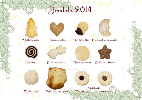 Bredala 2014