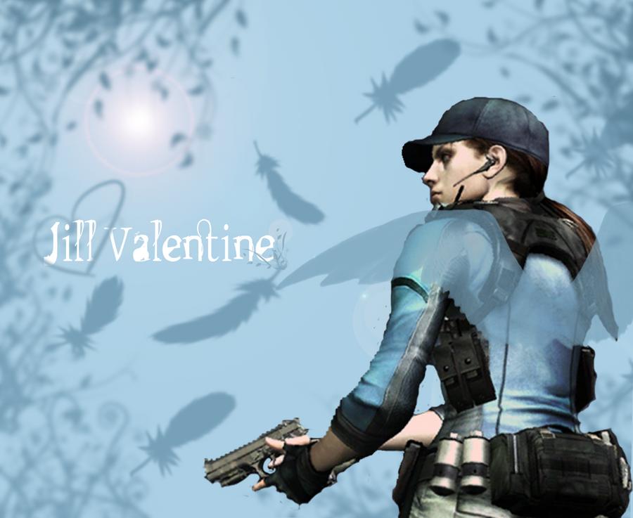 jill valentine wallpaper 14 - photo #17