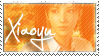 Ling Xiaoyu Stamp by Canzeda