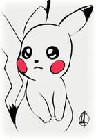Pikachu by ssbb164