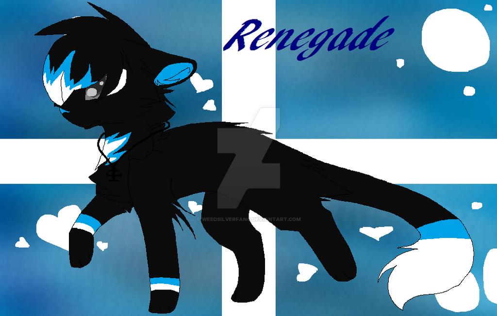Renegade By Weedsilverfang On DeviantArt