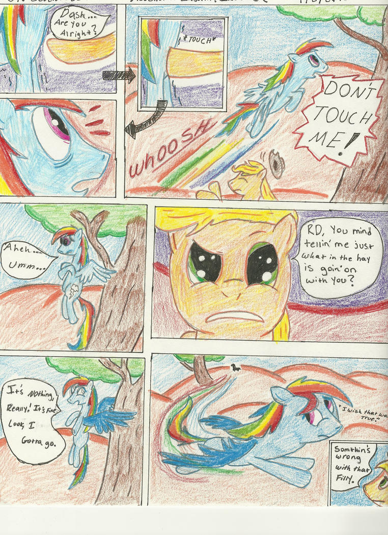 Rocket to Insanity: Prelude to Insanity 7 by seventozen