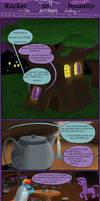 Rocket to Insanity: Nightmarish Dissatisfaction 1