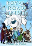 Royal Road Trip II - Book Cover by Michael-GoldenHeart