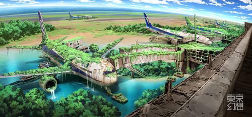 HANEDA AIRPORT GENSO