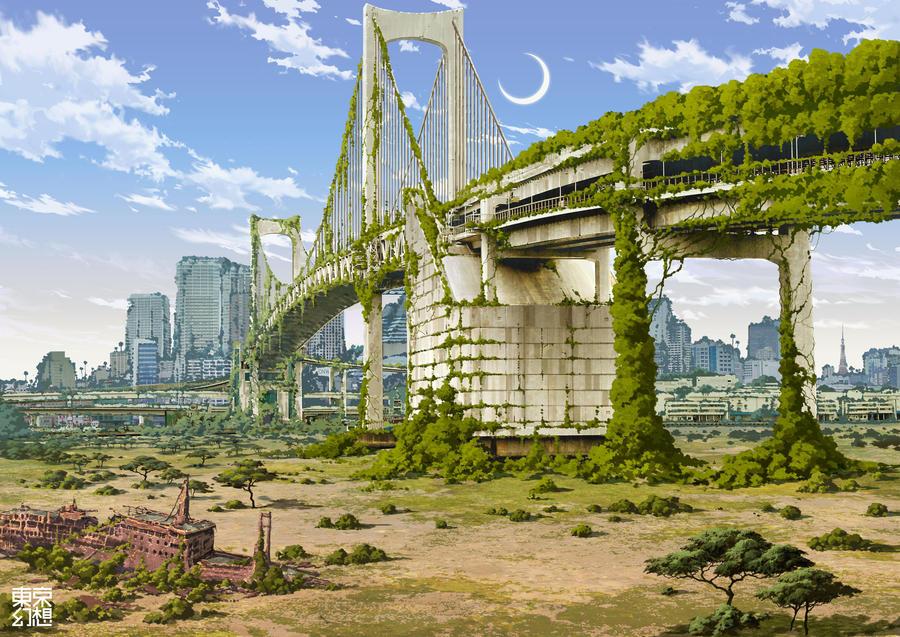 RAINBOW BRIDGE GENSO by tokyogenso