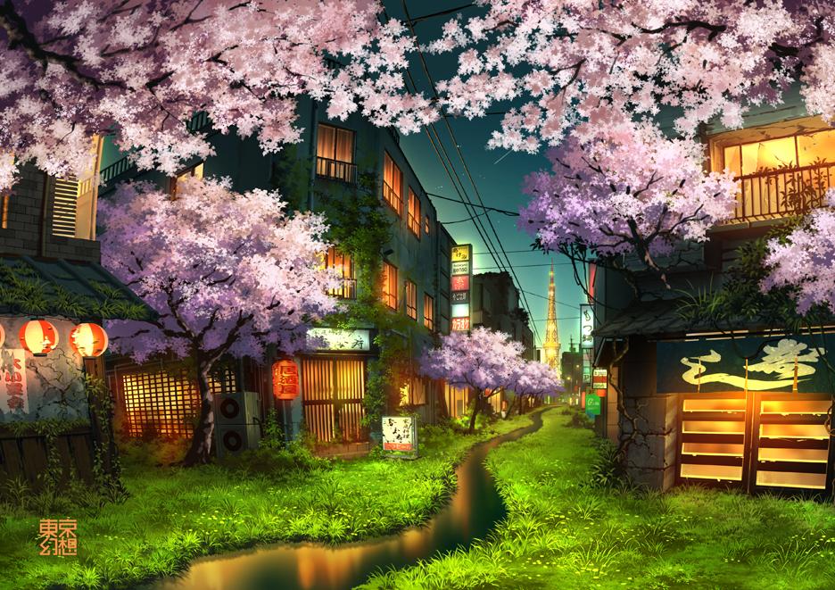 Sakura JAPAN by tokyogenso