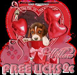Free Licks by Willow-Hoop