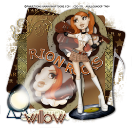Rion Rocks by Willow-Hoop