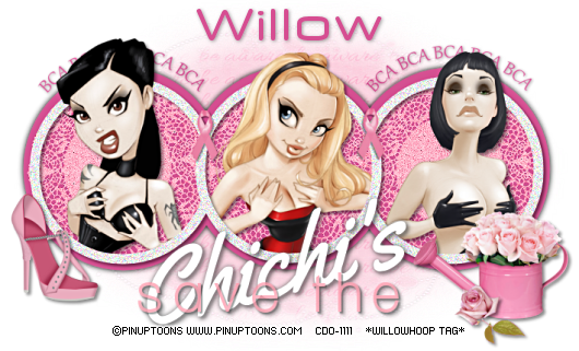 PUT wh chichis willow by Willow-Hoop