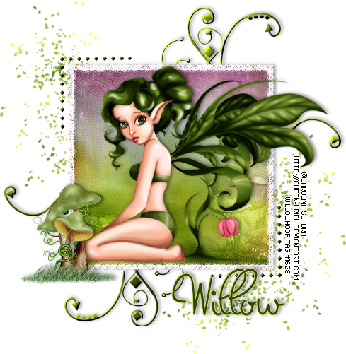 CarolinaSeabra wh earthfairy willow by Willow-Hoop
