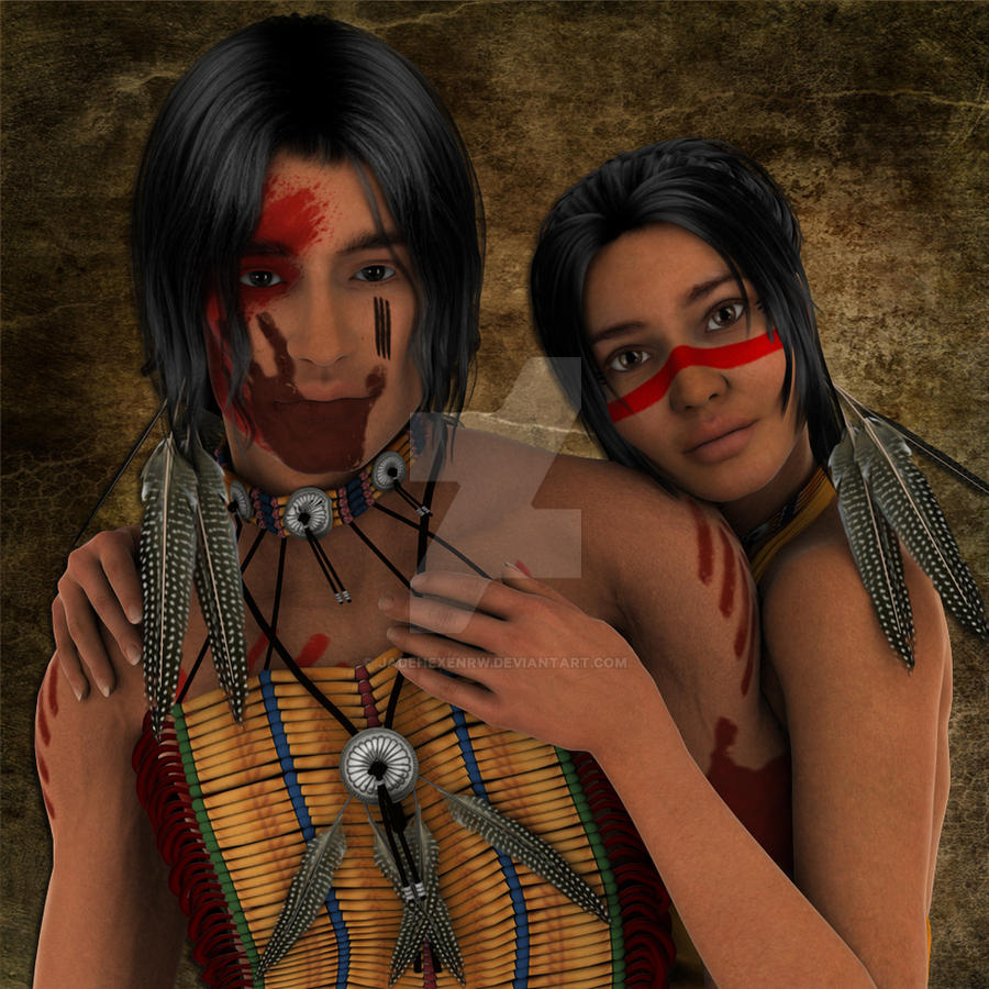 Native Love: Native Love By JadehexeNRW On DeviantArt