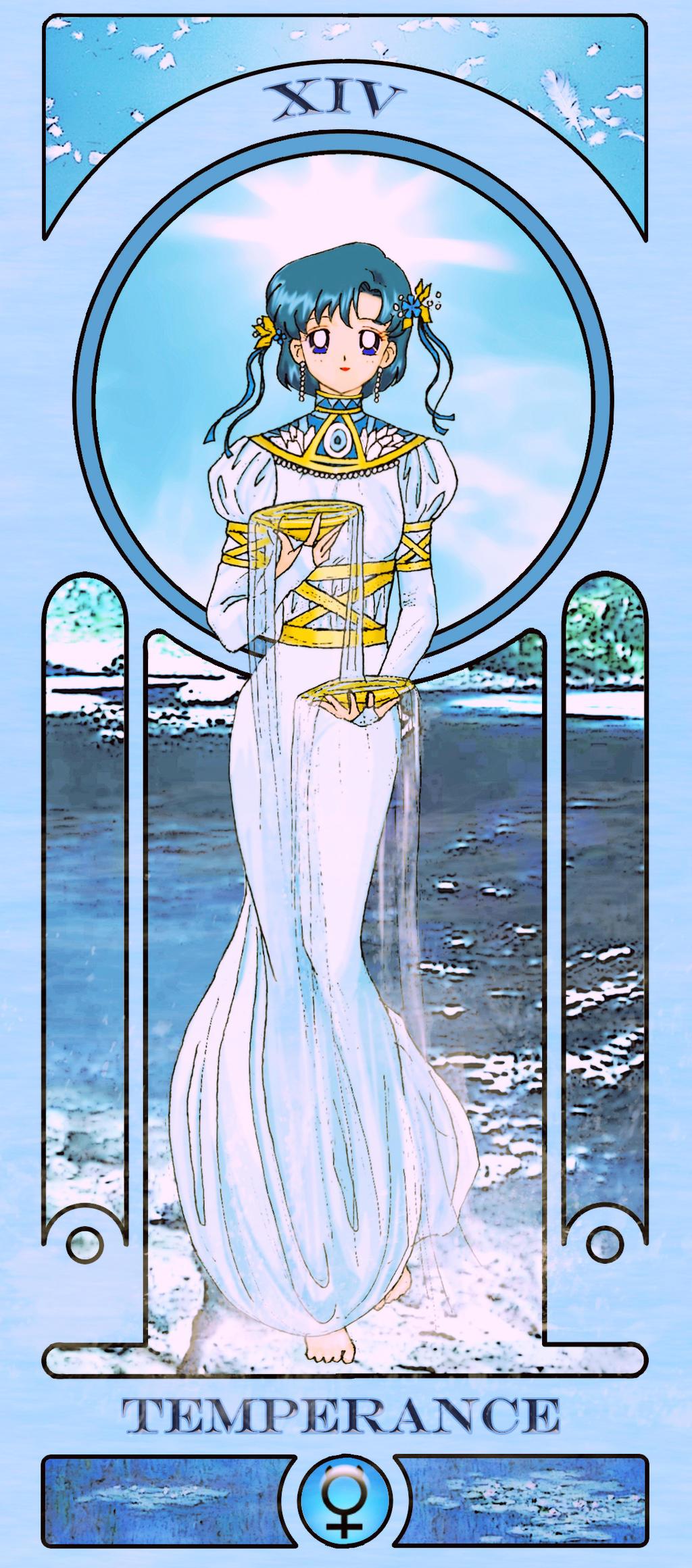 Xiv Temperance Balance Archangel Zadkiel: Temperance By Sillabub429 On DeviantArt