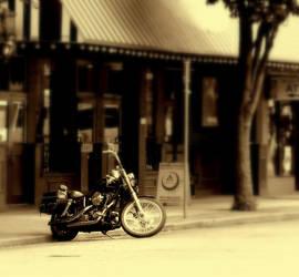 Harley Davidson 2 by MethodFotos