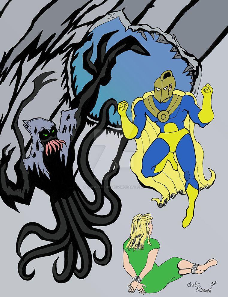 DR-FATE (colored) by theartofco2