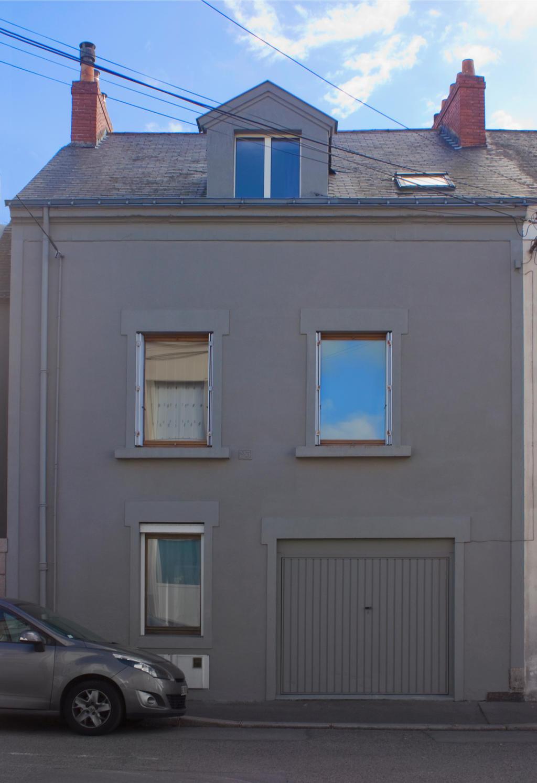 C 39 est une maison grise by alain jean on deviantart for Alain metral maison