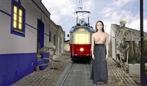 Tribute to Paul Delvaux 2