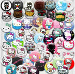 Hello Kitty and Friends Flair