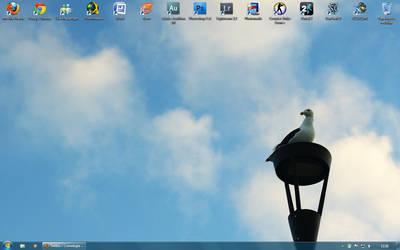 12.07.11 - Seagull Blue by Soiden