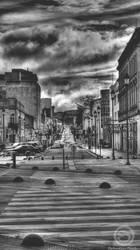 La Avenida Fantasma by Soiden